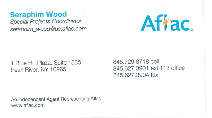 Order aflac business cards images card design and card template order aflac business cards choice image card design and card template order aflac business cards image reheart Image collections